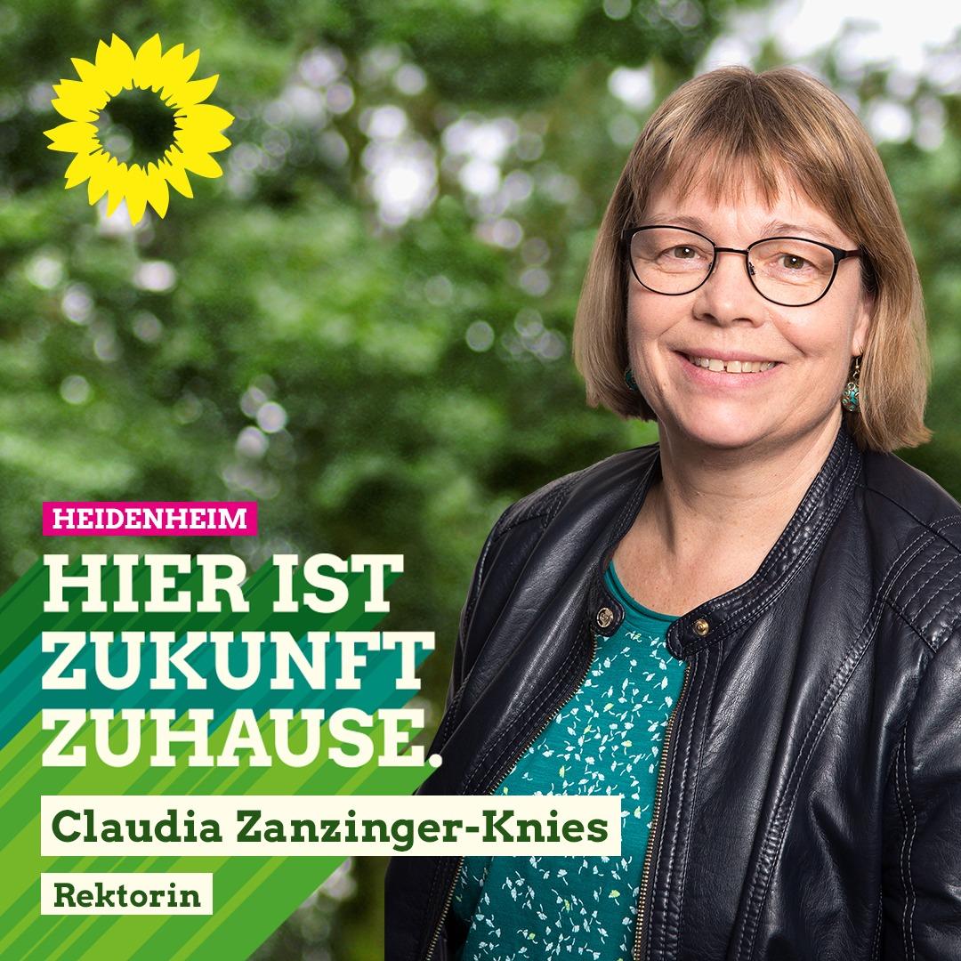 Claudia Zanzinger-Knies