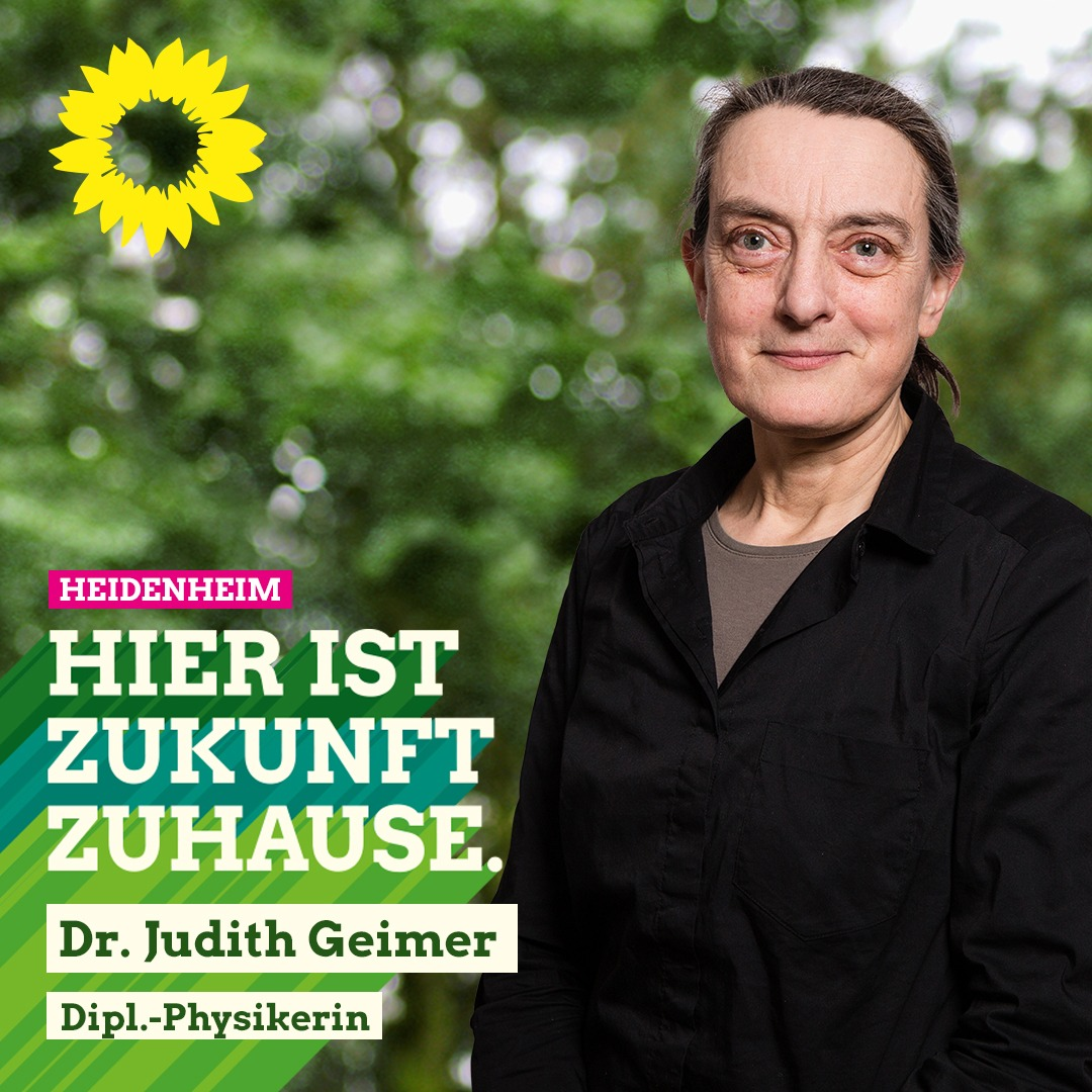 Dr. Judith Geimer