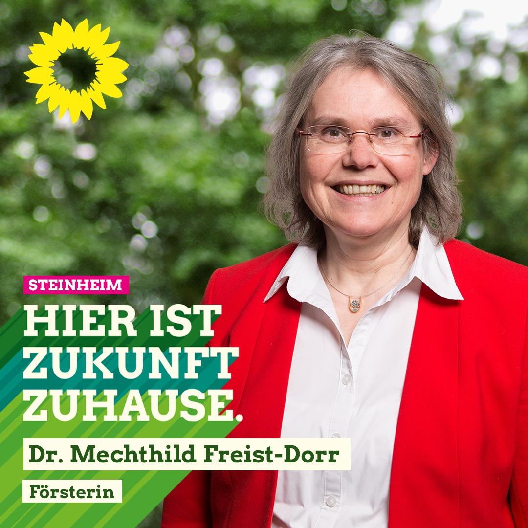 Dr. Mechthild Freist-Dorr