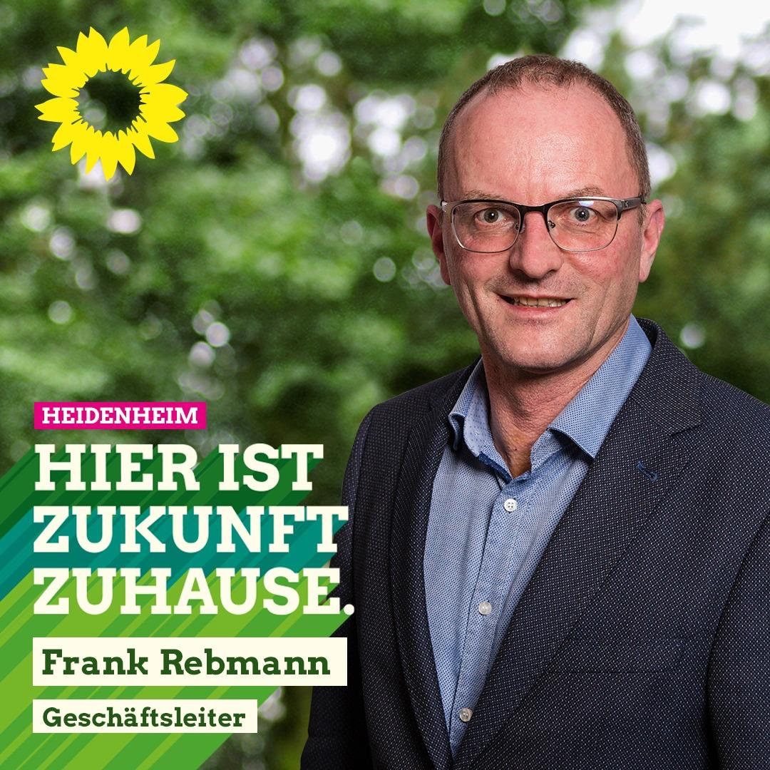 Frank Rebmann