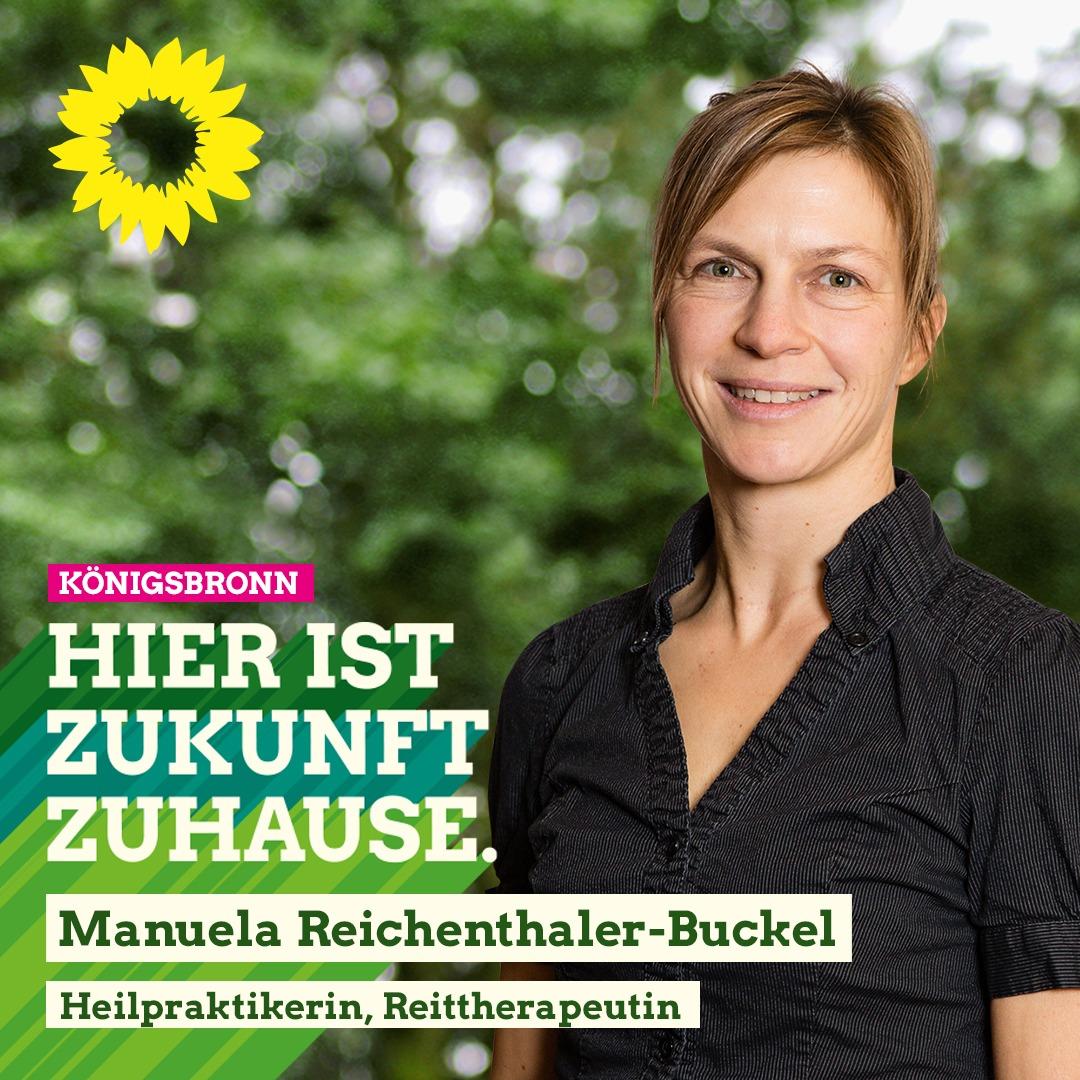 Manuela Reichenthaler-Buckel