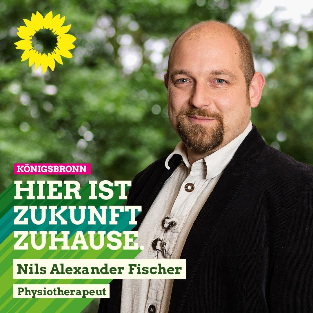 Nils Alexander Fischer