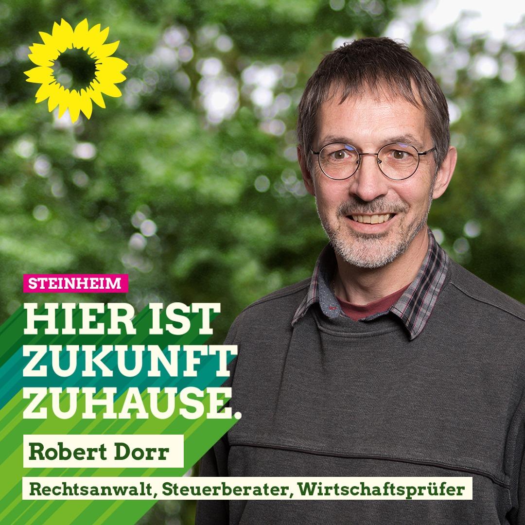 Robert Dorr