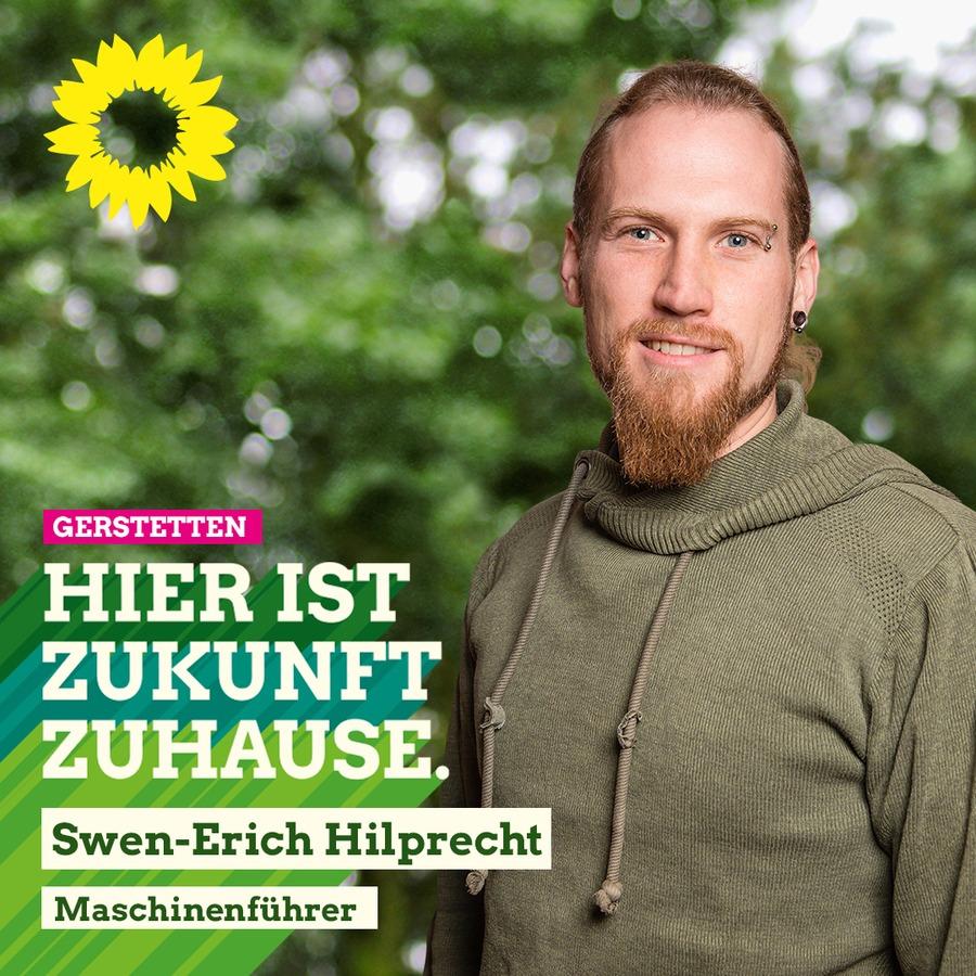 Swen - Erich Hilprecht