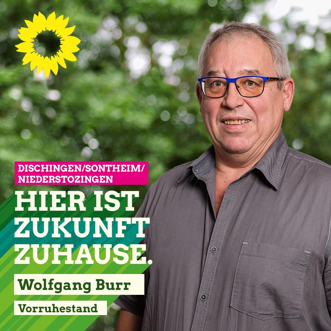 Wolfgang Burr