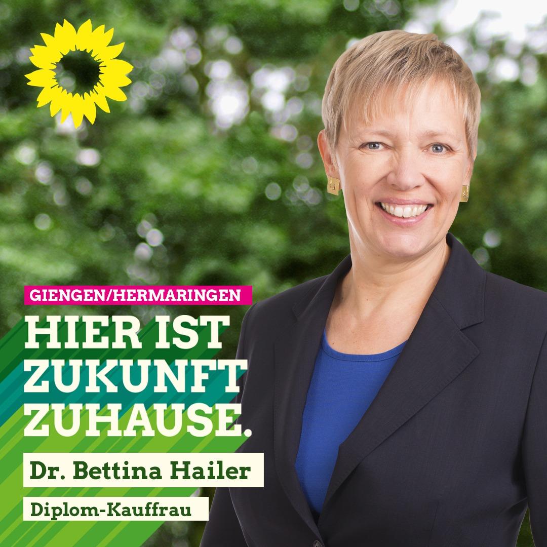 Dr. Bettina Hailer